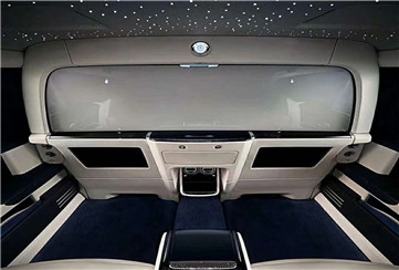 Switchable Glass Film for Car