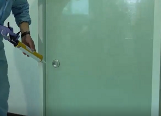 Why Should the Switchable PDLC Film be Sealed with Silicon Sealant After Installation?